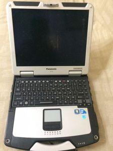 Image 2 - Panasonic Toughbook MK2 CF 31 çekirdek i5/RAM 4gb askeri sınıf tam sağlam dokunmatik yıldız C3/C4/C5 Icom A2 yeni alldata