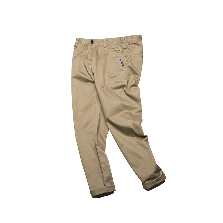 2017 Japanese Casual Pants Male Young Students Spring And Summer Solid Color Straight Trousers Yu Wenle Chen Guanxi Tide Pants