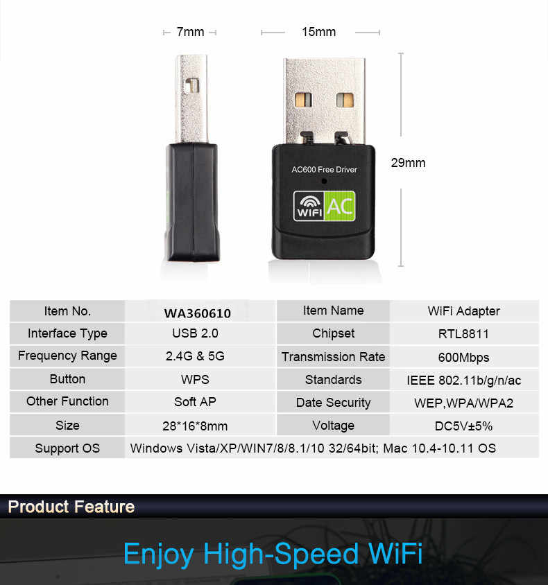 enter wifi adapter driver for windows 7 64 bit