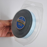 3/4inch(1.9cm)*36yards Blue Strong Wig Lace Front Support Double Sided Adhesives Tape For Lace Wigs/Hair Tape Extension/Toupee