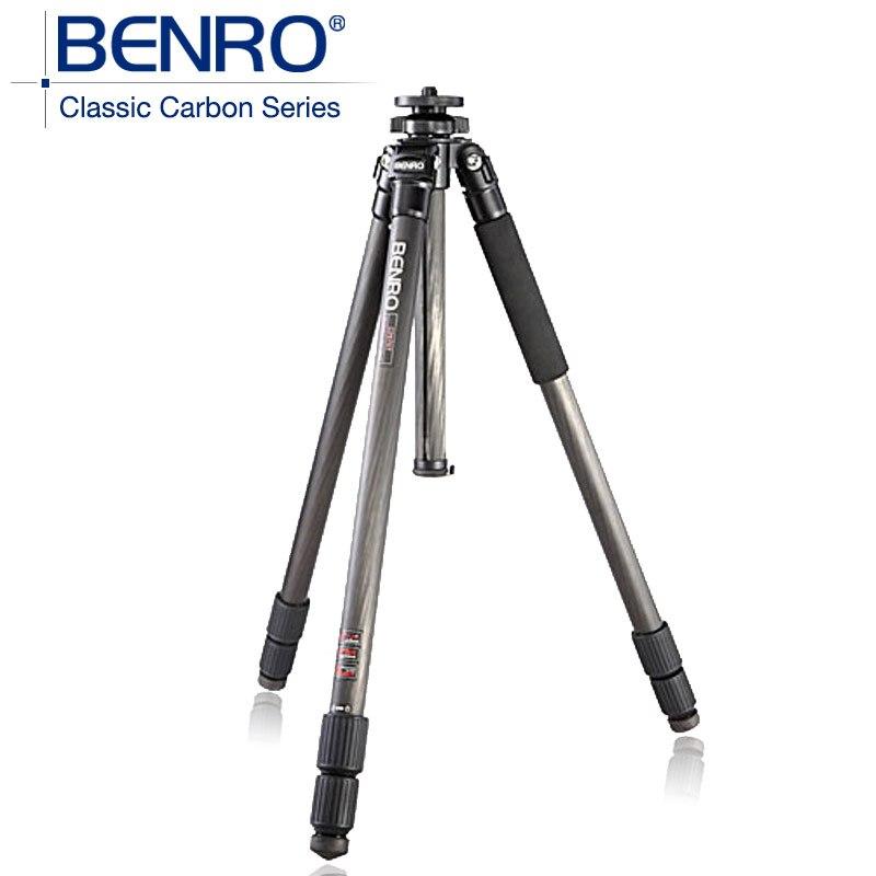 BENRO C2570T Carbon Fiber Tripod Leg Universal Support Tripods For Canon Nikon Sony Mini Camera 3 Section,Max loading 12kg цена 2017