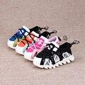 Primeiro Walkers Esporte Sapatilhas Do Bebê Criança Mocassins Sapatos Para Botas Pequenas Scarpe Neonato Boy Girl Baby First Walker 503080