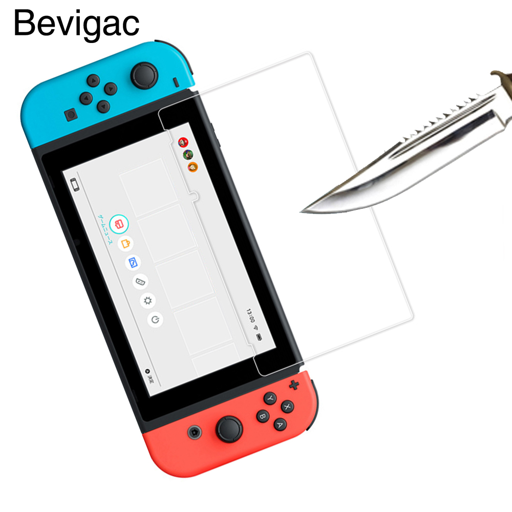 Video Games Jeebel 9h Tempered Film Glass Screen Protector Eye Protection For Nintend Switch Screen Protector Nintend Switch Accessories Screen Protectors