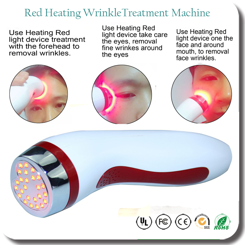 Handheld Pdt Red Heating Infrared Red Led Light Photonic