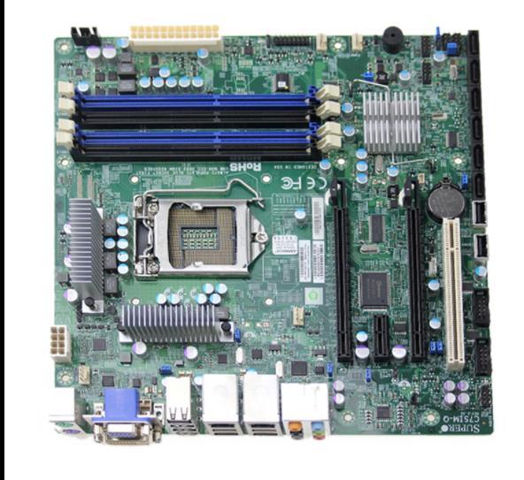 C7SIM-Q Dual LAN 1156-pin Server Board Supports I3 I5 I7C7SIM-Q Dual LAN 1156-pin Server Board Supports I3 I5 I7