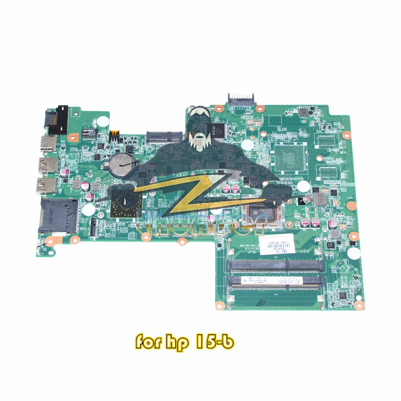 цена 709174-501 709174-001 for HP Pavilion 15-B laptop motherboard DA0U56MB6E0 A6-4455M CPU DDR3