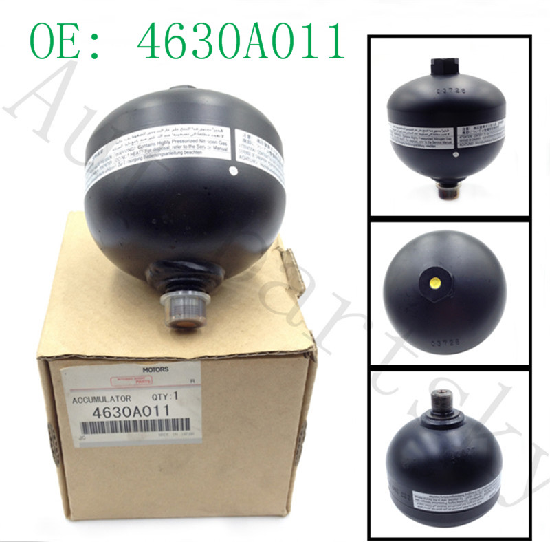 OEM New ABS Power Brake Accumulator 4630A011 For Mitsubishi Montero Pajero w/o TCL MR977223 4630A012(China)