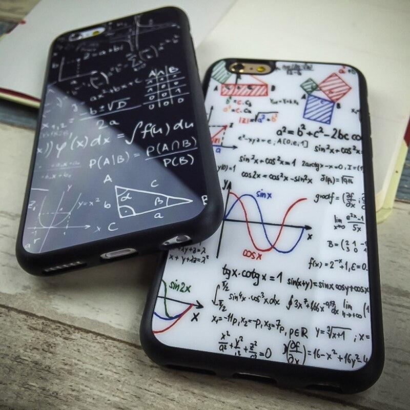 iPhone 7 6 6s plus X 8 8plus Silicone Soft Fashion painted Graffiti case 2