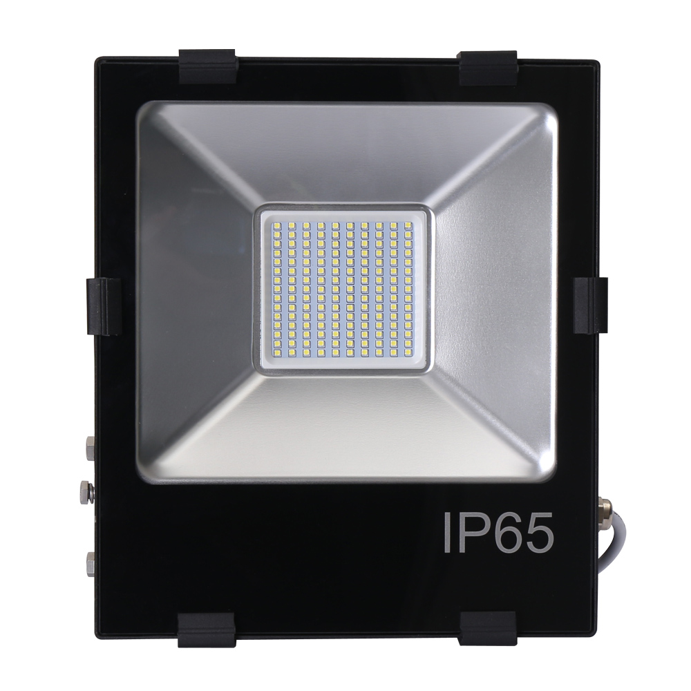 LED flood light 180W Black AC85-265V waterproof IP65 Warm White /White  Floodlight Spotlight Outdoor Lighting