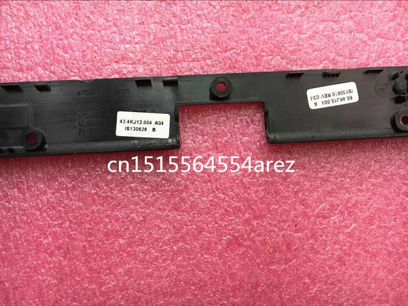Новый оригинальный ноутбук lenovo ThinkPad X220T X230T отпечатков пальцев распознавания кнопка включения X220 X230 Tablet ЖК-дисплей ободок крышки 04W1550