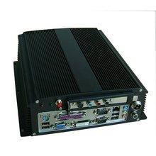 CarPC чехол с PCI для автомобиля, промышленный ПК, Mini-itx PC, elembased pc