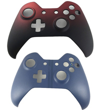 Boîtier de remplacement coque coque couverture frontale Surface protecteur de plaque frontale édition limitée pour Xbox one x box One 1 contrôleur
