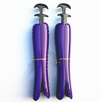 HIPSTEEN 41CM Shoes Expander Durable Plastic Boot Spring Support Stretcher Shoes Clip Long Boot Shaper Stands
