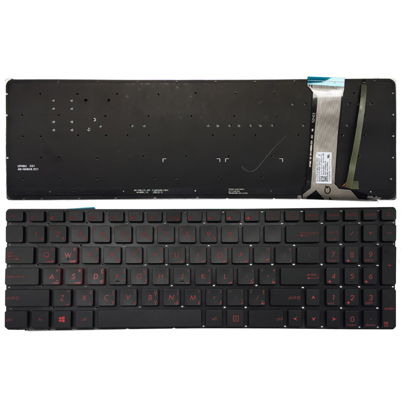 top 10 most popular laptop arabic keyboard asus brands and get free