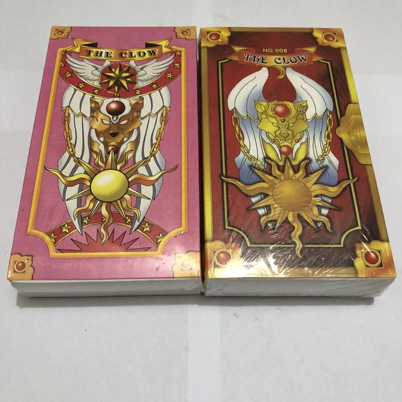 Variety Sakura Magic Card Magic Card Girl Sakura Tarot