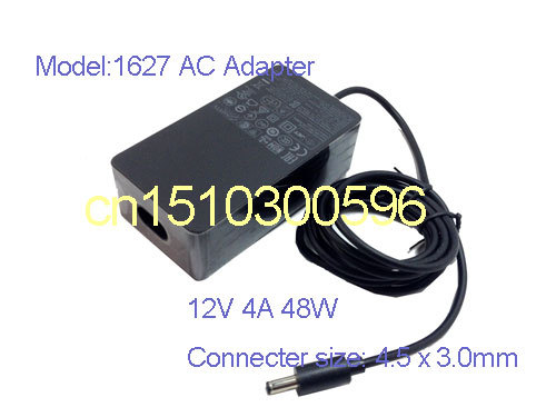 12v 4a Tablet Charger For Microsoft Surface Pro 3 Docking