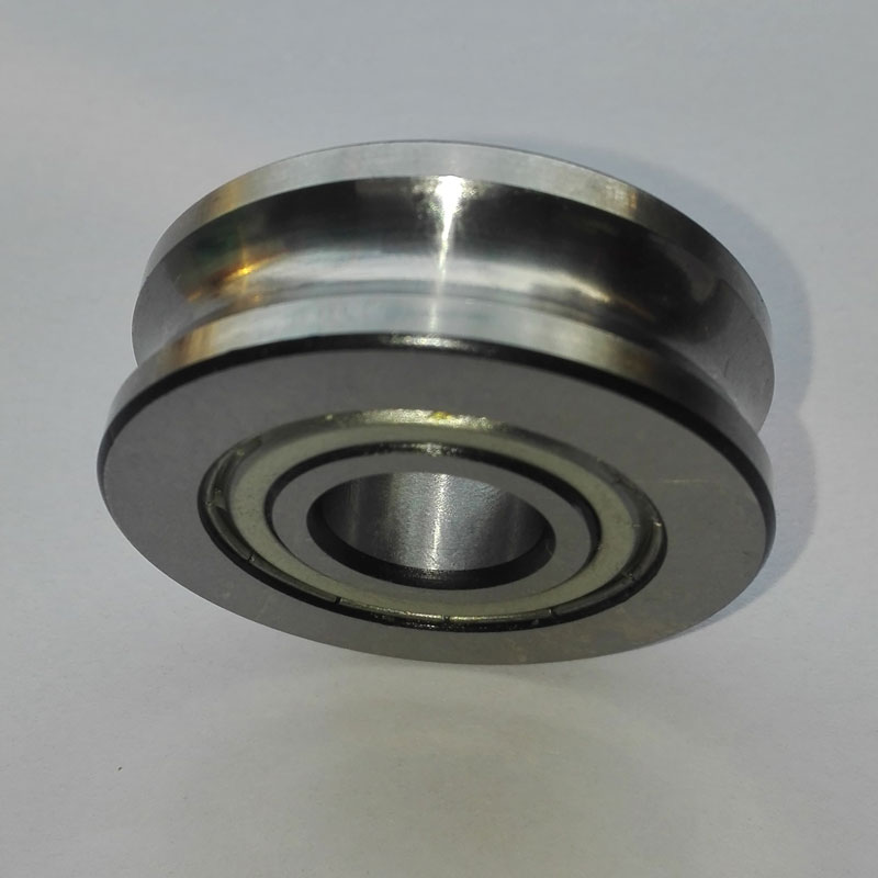 U groove bearing LFR5207-30KDD double row angular contact ball bearing 1 Piece 1 piece bu3328 6 6 33 27 5 29 5 mm z25 guide rail u groove plastic roller embedded dual bearing