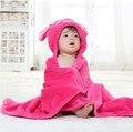 Urso dos desenhos animados crianças infantil recém-nascido toalha alimentação toalha de banho flanela limpar panos de banho toalha de mão