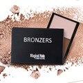 3D Facial Highlighter Brighten Polvo Bronceador Contour Shading Powder Belleza Maquillaje