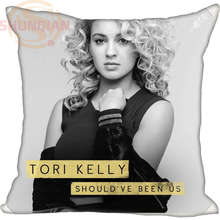 Mejor Nuevo Tori Kelly #159 Funda de Almohada Almohada Decorativa De la Boda Caja de Regalo de Encargo Para Almohada CoverW & 17212