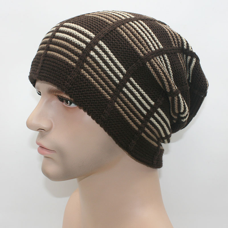 2017 New Knit Autumn Winter Skullies Beanie Hat plush Gorros Hip Hop Beanies for Men women Hats Snow Caps 5 Colors от Aliexpress INT