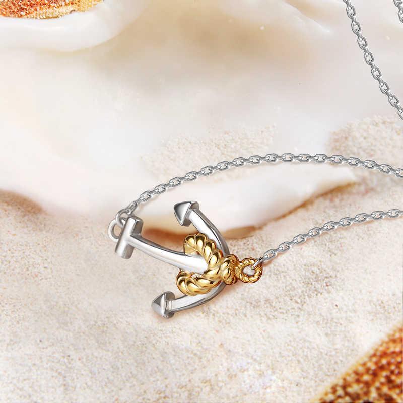 BANBU new arrival 925 sterling silver naszyjniki biżuteria proces polerowania płyta złoty naszyjnik kobiety gorąca sprzedaż najlepszy prezent dla dziewczyny