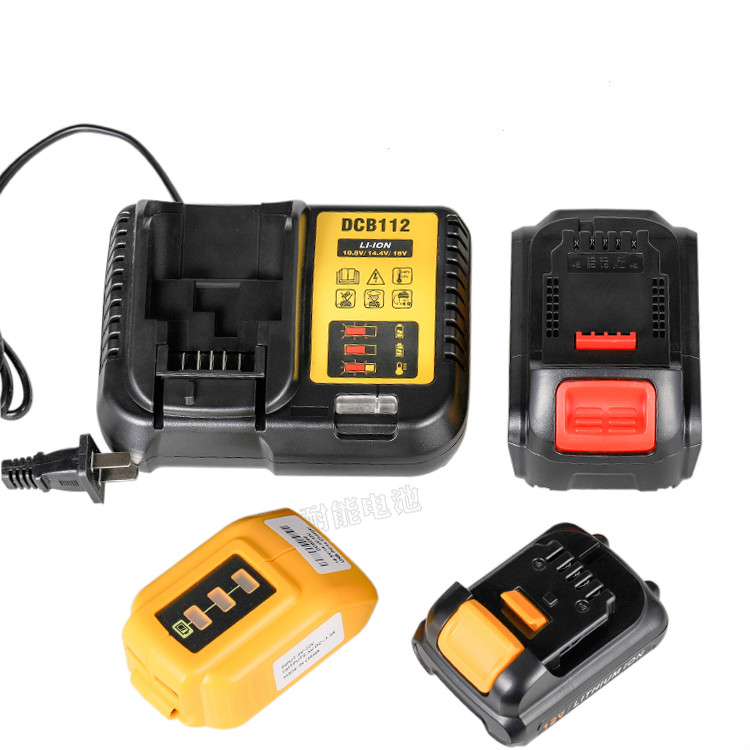 Smart Charger for dewalt 18V 20V DCD996 995 DCB105 204 205 10.8v-20v Fast charger ...