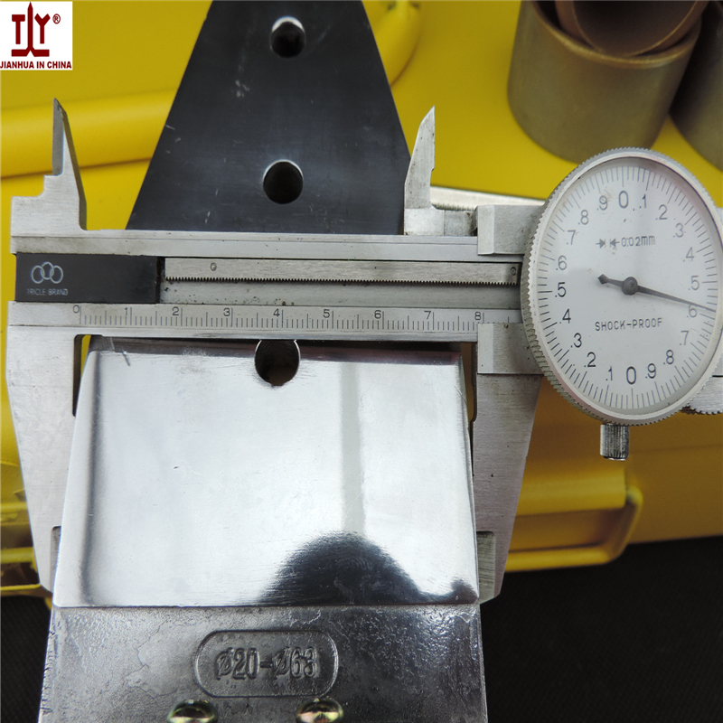 Geros kokybės santechnikos įrankiai DN 20-63mm kintamosios srovės - Suvirinimo įranga - Nuotrauka 4