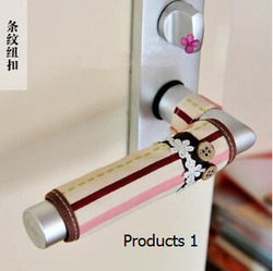 Free shipping flower refrigerator handle cover fridge door handle cloth kitchen free handle.jpg 250x250