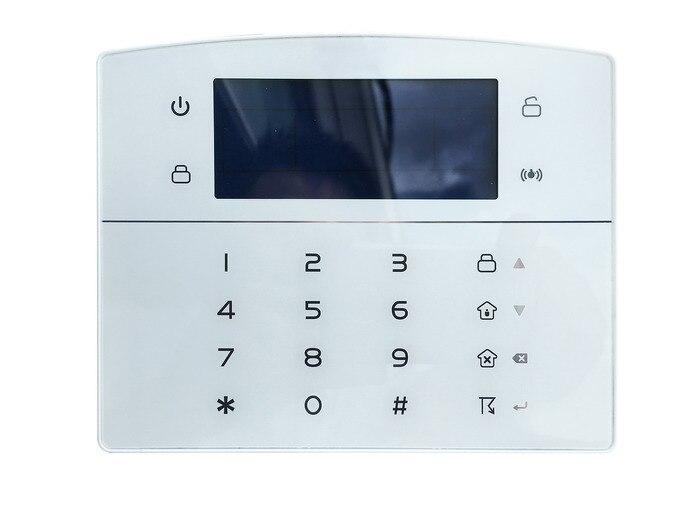 FC-7640 keypad
