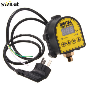 Image 2 - SWILET Digital Water Pressure Switch Eletronic Pressure Controller For Water Pump Automatic On/Off