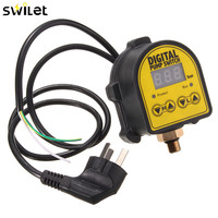 SWILET Digital Pressure Control Switch Eletronic Pressure Controller For Air Pump Automatic On Off