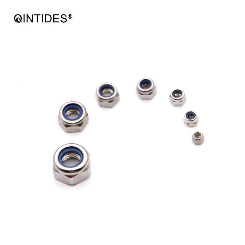 QINTIDES M2 M10 Prevailing torque type hexagon thin nuts