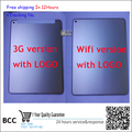 For ipad 6 Air 2 3G version WIFI version Battery Door Back Rear Housing Cover Case Replacement Parts Test ok,+tracking