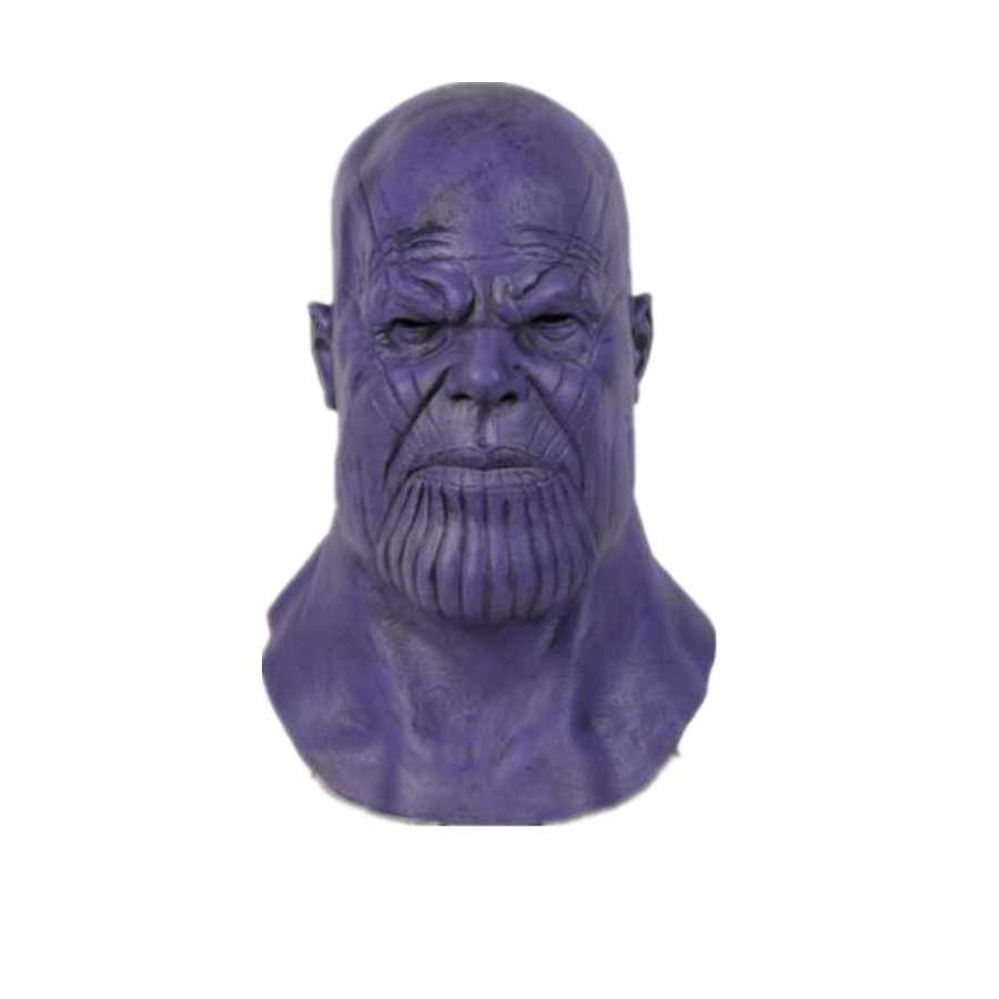 The Avengers Thanos Masque Mask Infinity War Helmet Cosplay Thanos Masks Halloween Party Props