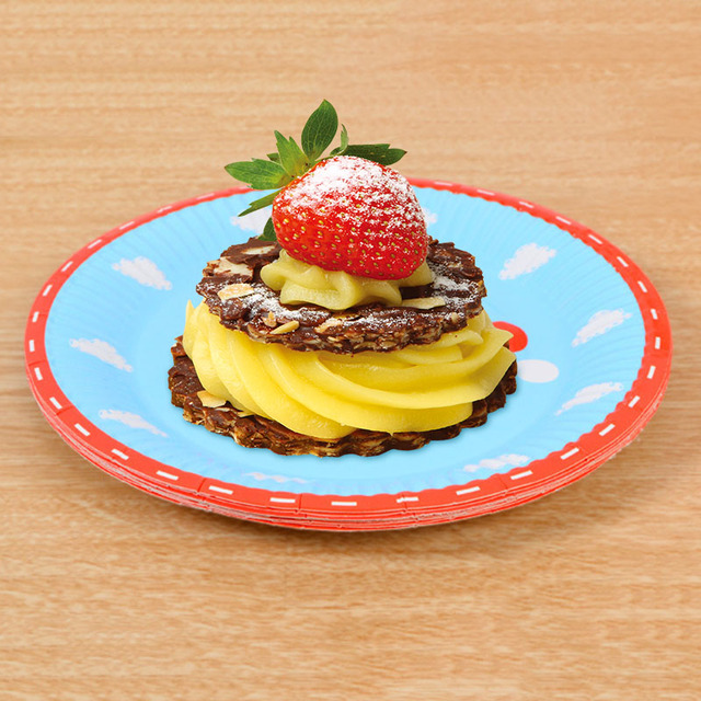 Baby Children Birthday Party Paper Plates Cake Dishes Disposable Dish Outdoor BBQ Supplies Baby Shower Decorations  sc 1 st  AliExpress.com & Baby Children Birthday Party Paper Plates Cake Dishes Disposable ...