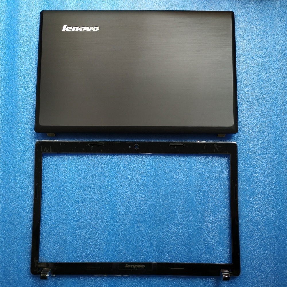 New Replacement for AP0R400100 for Lenovo Ideapad G580 G585 LCD Front Bezel Cover