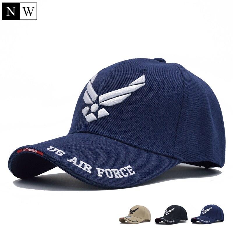 Prix pour [NORTHWOOD] US Air Force One Hommes Baseball Cap Airsoftsports Bouchons Tactiques Marine Seal Armée Cap Gorras Beisbol Pour Adulte