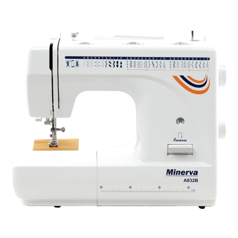 Sewing machine Minerva A832B sewing machine minerva cs1000pro