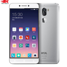 "D'origine letv frais 1 double leeco coolpad cool1 snapdragon 652 mobile téléphone 4 gb ram 32 gb 5.5 ""FHD 13MP Double Caméras D'empreintes Digitales ID"