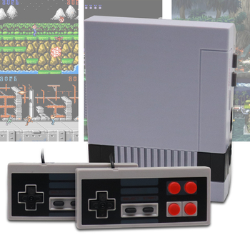 MINI Retro Classic Handheld Game Player Family TV Video Game Console HDMI Port 600/621 8 Bit Games Built-in TF Card Dual Gamepad