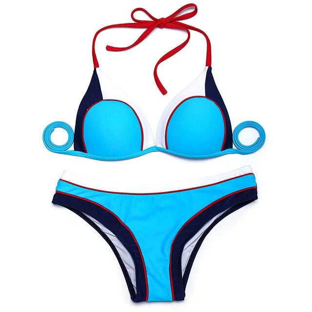 New Design Retro Bikini Set 8