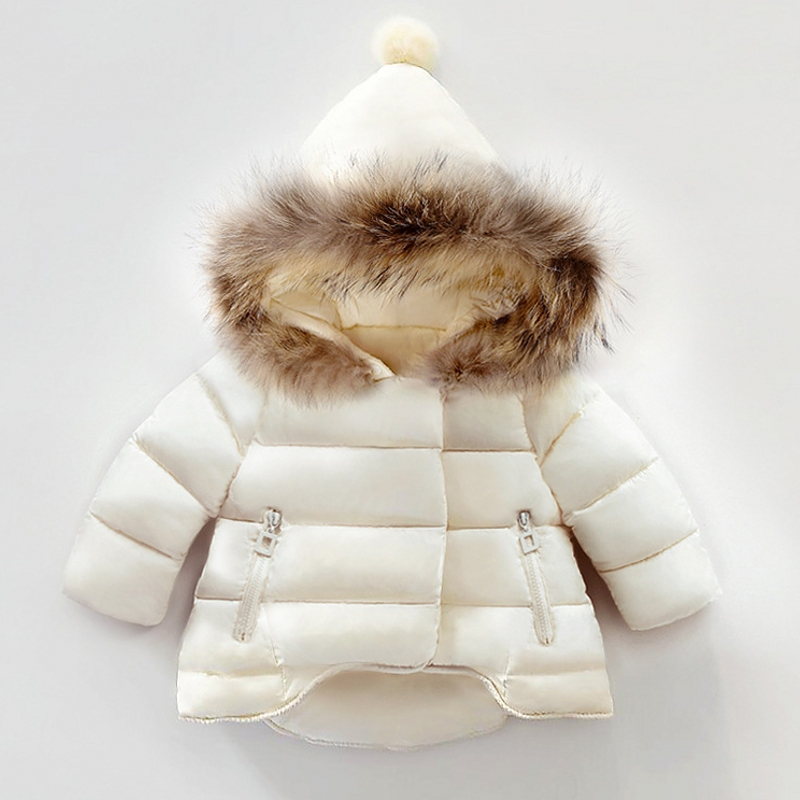 2017 Baby girl Thickness Warmer Down Jacket For Girl Fashion Kids Winter Jacket Manteau Fille Hiver Hooded Girls Winter Coat 2017 baby girl thickness warmer down jacket for girl fashion kids winter jacket manteau fille hiver hooded girls winter coat