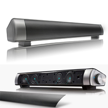 Portable Stereo Super Bass Sound Bar Bluetooth Speaker Wireless Subwoofer Computer PC TV Speakers Soundbar bluetooth Receive
