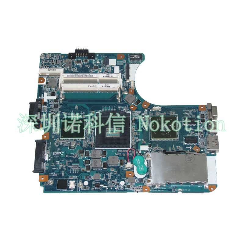 NOKOTION A1771571A MBX-224 Laptop Motherboard for VAIO VPCEA SERIES VPCEA290X 14 Intel M960 MP MB REV 1.1 1P-009CJ01-8011 A mbx 224 laptop motherboard for sony vaio vpc ea m960 mbx 224 a1780052a 1p 009cj01 8011 available new