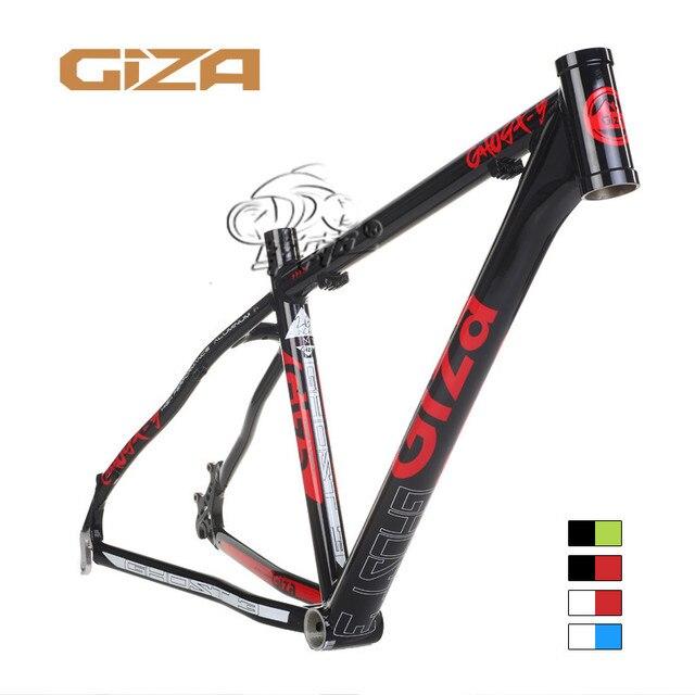 Amazing Giza Ghost 3 MTB Bicycle Frame 6061 Aluminum Alloy Frame 26 Wheel 16 U0026 18  Inch