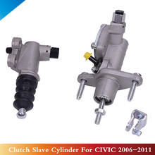 CAPQX Clutch Slave Cylinder & Master Cylinder Assy 46930-SNA-A41 46920-SNA-A02 For CIVIC FA1 FD1 FD2 2006-2011