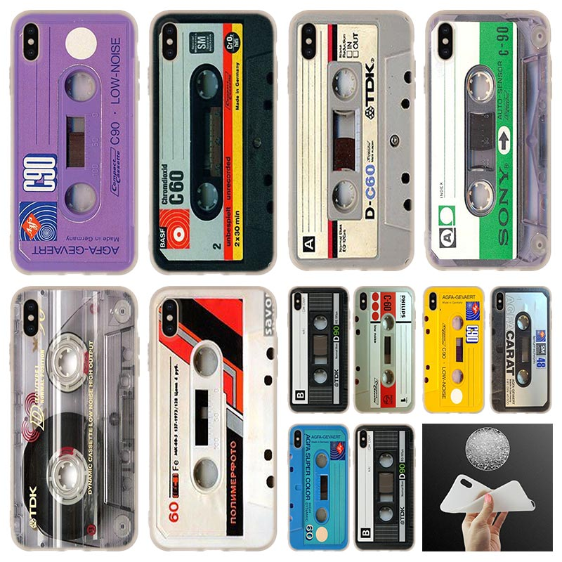 cover iphone 6 cassetta