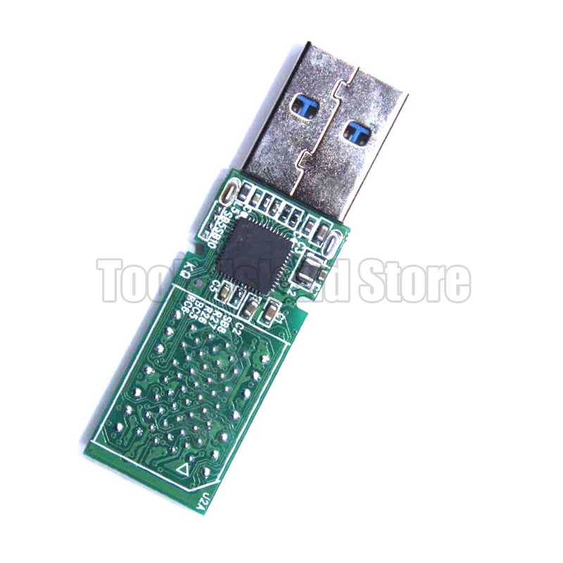 USB3 0 eMMC 153 169 eMCP 162 186 U disk PCB NS1081 main controller without  flash memory for recycle emmc emcp chips