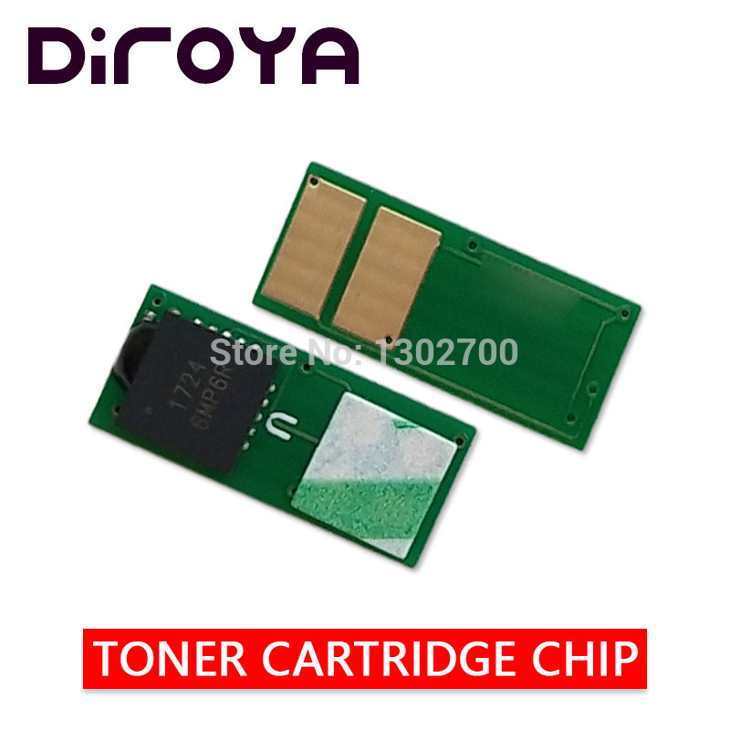 202X CF500X CF501X CF502X CF503X toner cartridge chip For HP Color LaserJet Pro M254dw M254 M280 nw M281 M281fdn M281fdw reset smart color toner chip for dell 1230 1235c laser printer cartridge reset chip